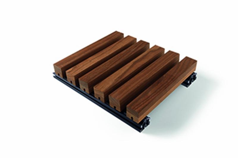Hotwood Essen  Cubus 40x40 mm  / Quickclip