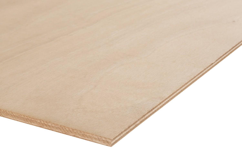 Okoumé blank Garant (10 jaar)  8x1220x2500 mm
