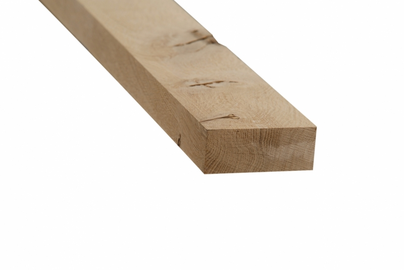 Eiken meubelhout geschaafd 40x100