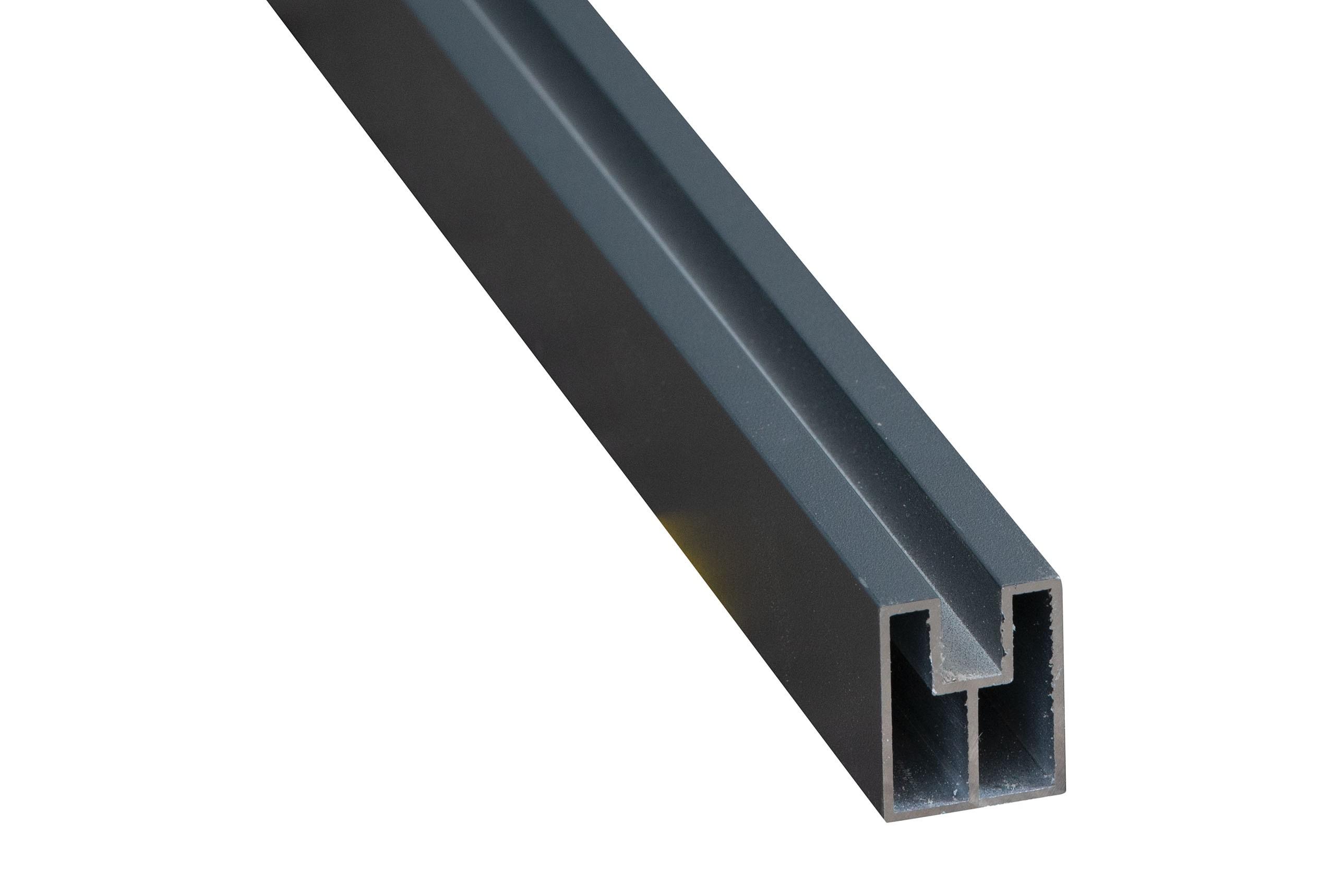 Bovenprofiel Supradeck 31x24x1800 mm