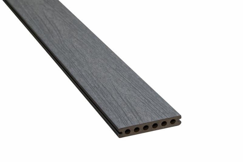 Vlonderplank Composiet Supradeck Zwart 23x140x2200 mm