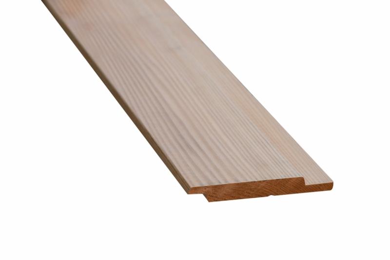 Western Red Cedar channelsiding 18 mm