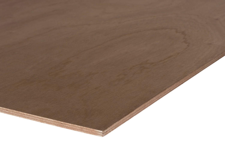 Greenplex hardhout blank  9x1220x2440 mm
