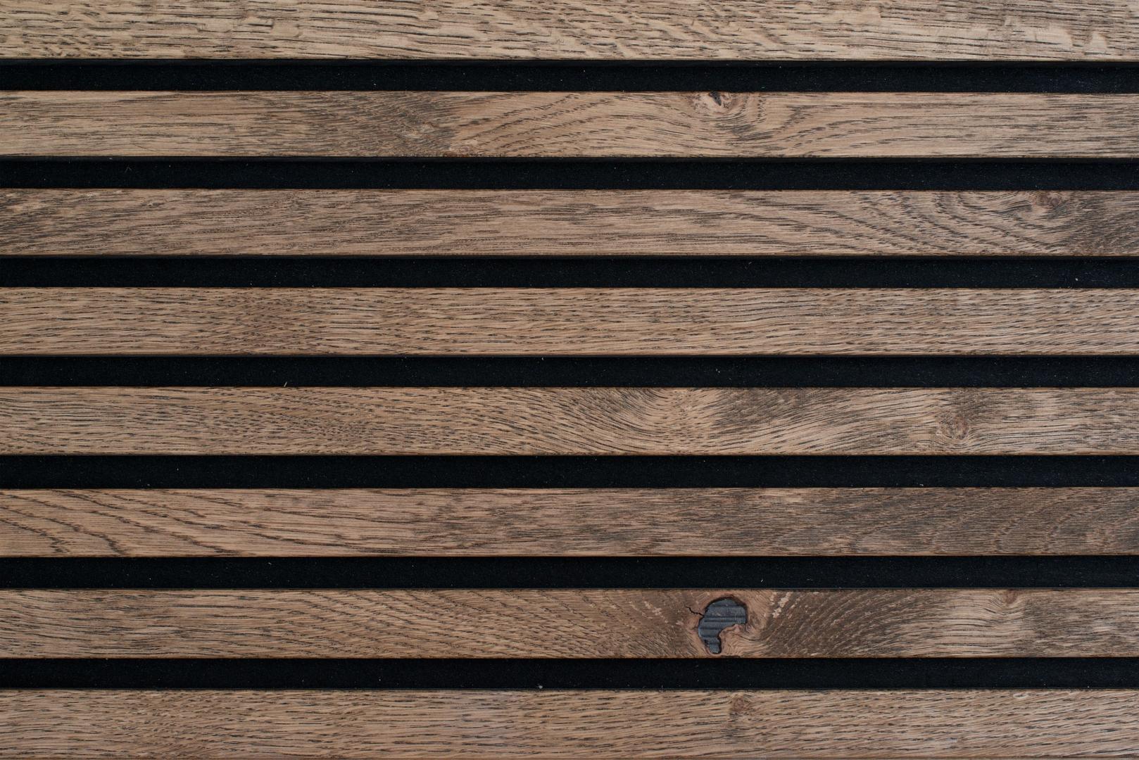 Akoestisch Paneel Nawood Eiken Country Oak 600x3000 mm