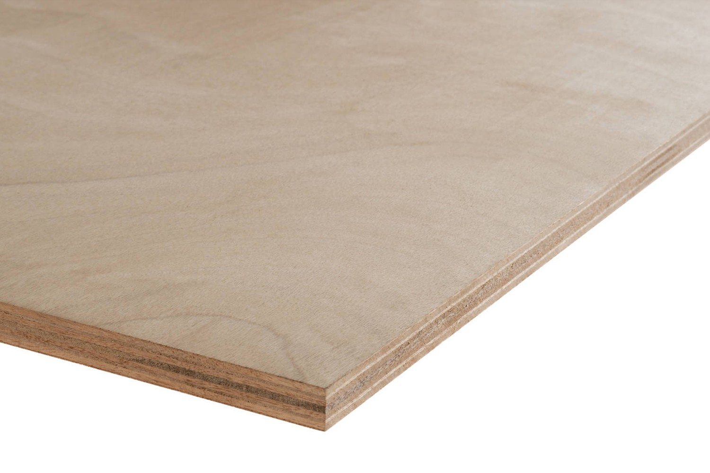 Okoumé blank Garant (10 jaar)  18x1220x2500 mm