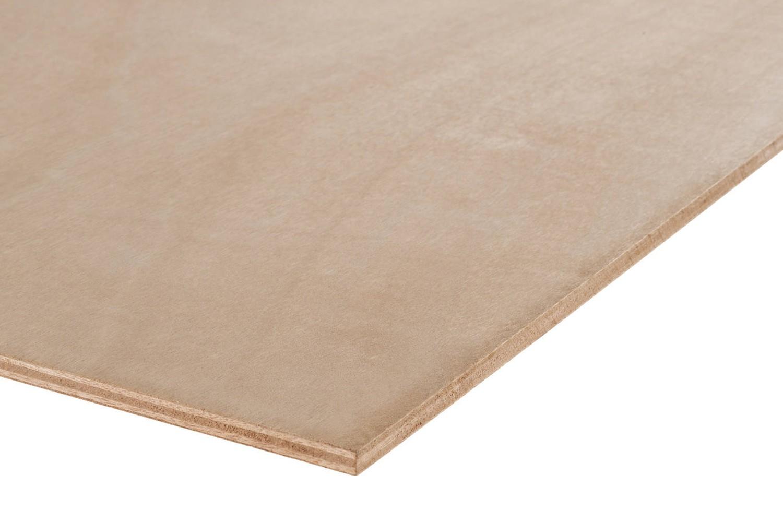 Okoumé blank Garant (10 jaar)  10x1220x2500 mm