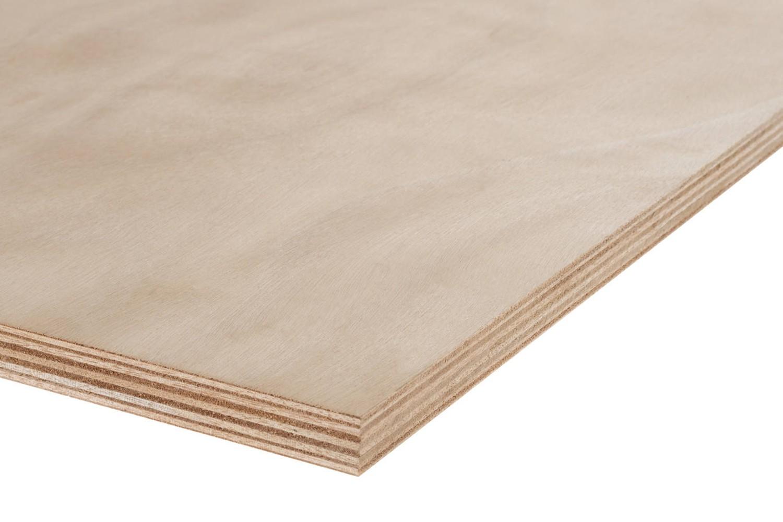 Okoumé blank Garant (10 jaar)  25x1220x2500 mm