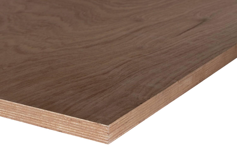 Greenplex hardhout blank  25x1220x2440 mm