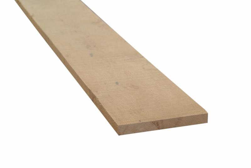 Eiken meubelhout ruw plank 27x200