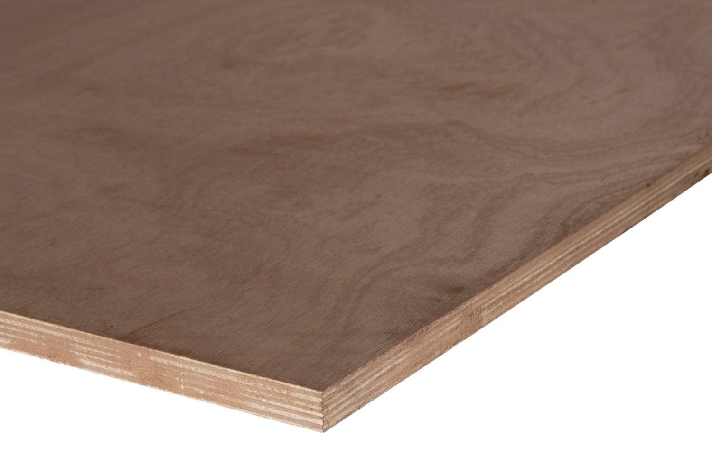 Greenplex hardhout blank 18x1220x2440 mm