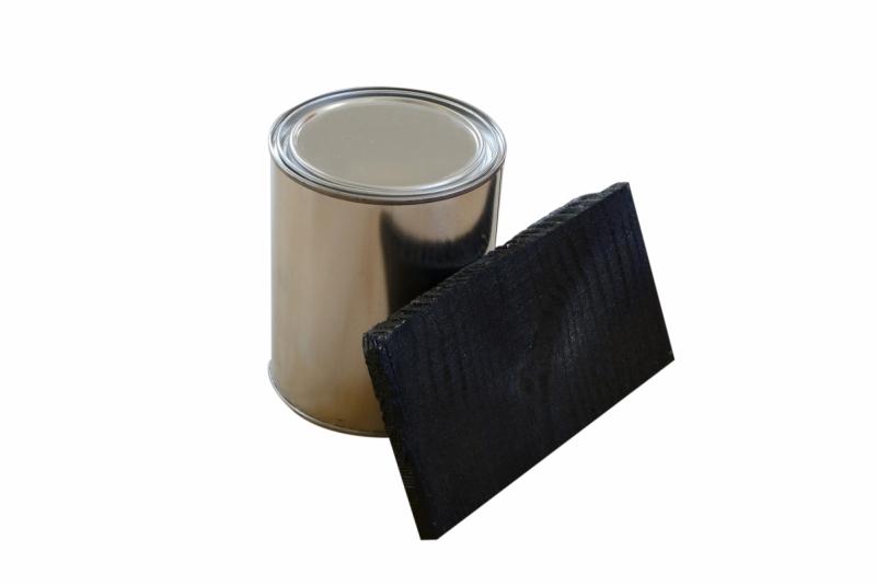 Topdeq Beits zwart 1 liter