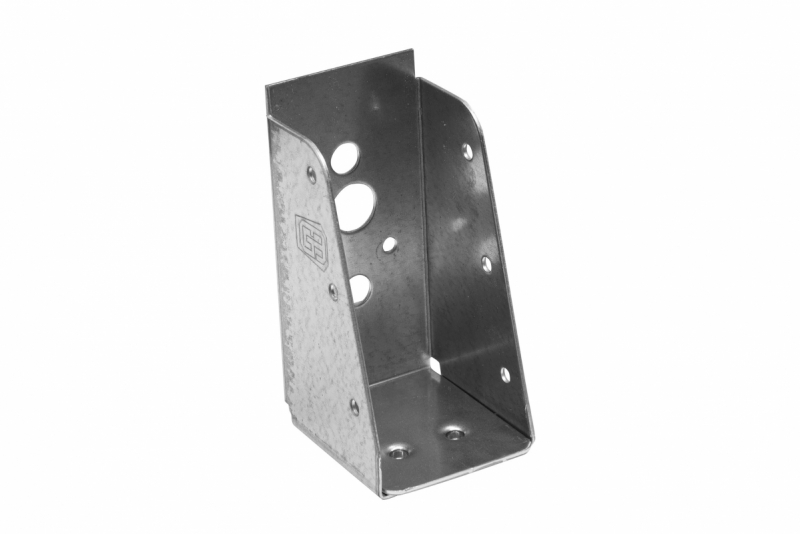Balkdrager zonder lip van GB t.b.v. 46 x 96 mm