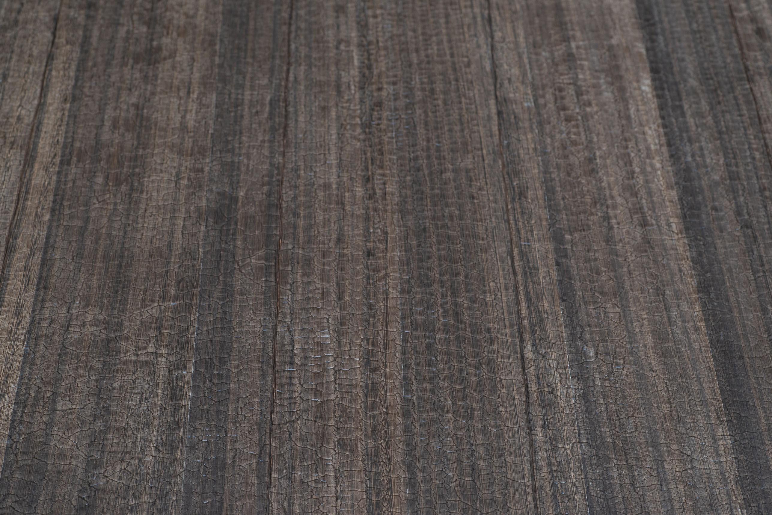 Eiken fineer 0,9 mm Carbon Tempered 3D    20x1210x3040 mm