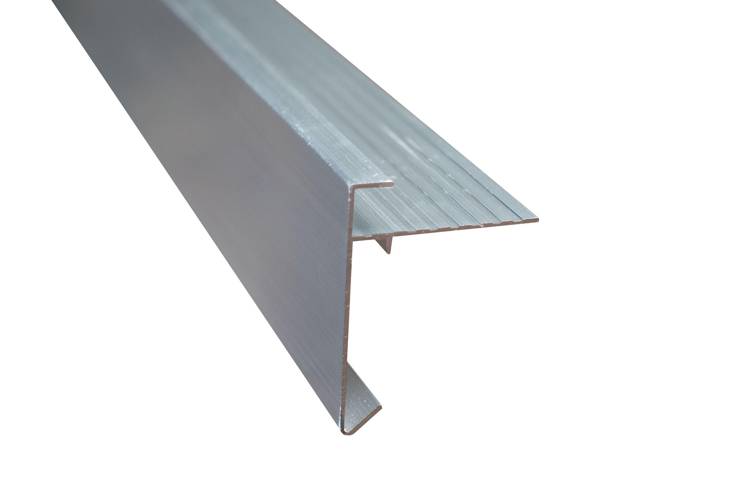 Aluminium daktrim 60 x 45 mm