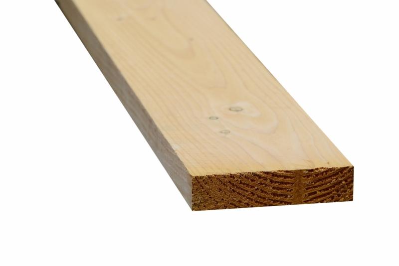 Douglas plank 50x200