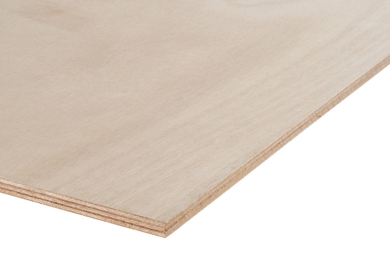 Okoumé blank Garant (10 jaar)  12x1220x2500 mm