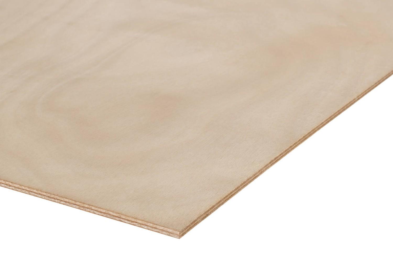 Okoumé blank Garant (10 jaar)  6x1220x2500 mm