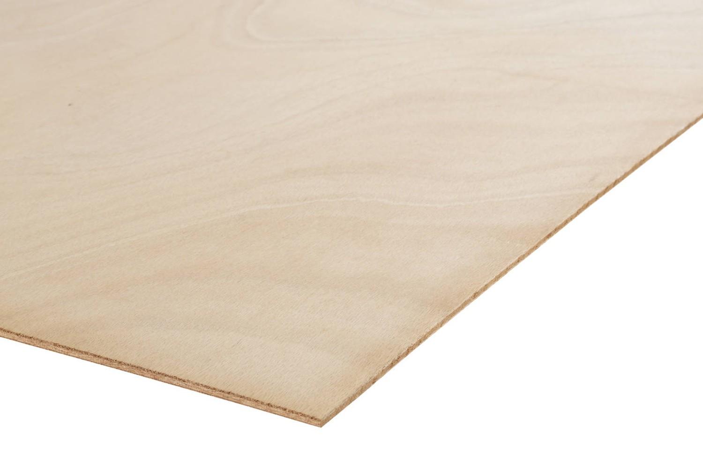 Okoumé blank Garant (10 jaar)  4x1220x2500 mm