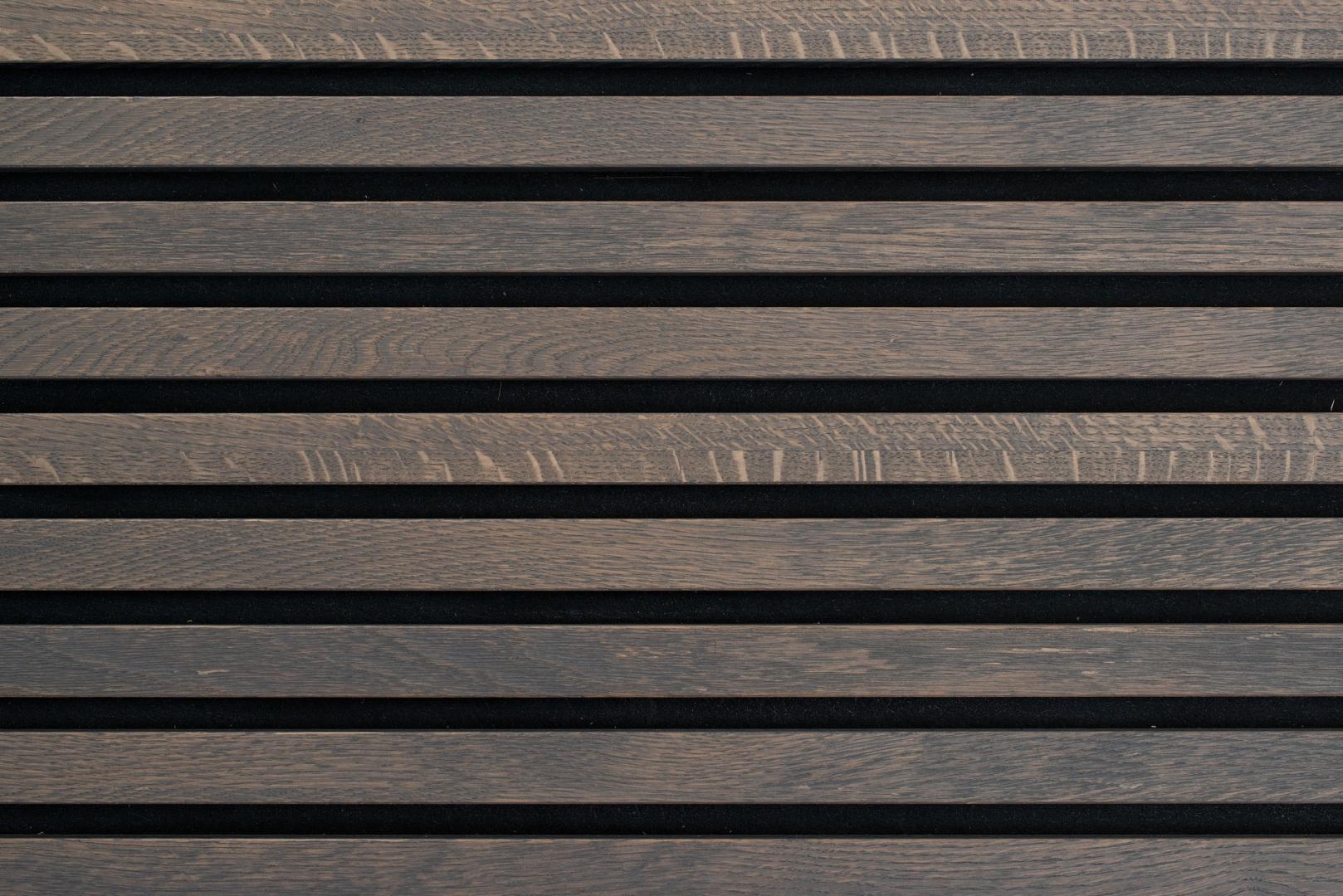Akoestisch Paneel Nawood Eiken Castle Grey 600x3000 mm