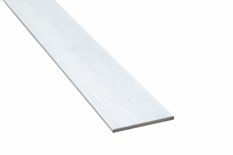 Plint Composiet Supradeck Wit 10x140x2200 mm