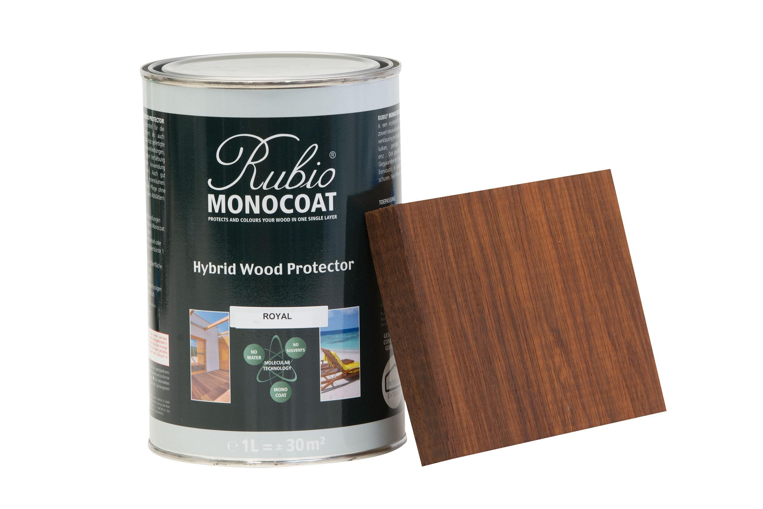 Monocoat hybrid wood protector royal 1 liter