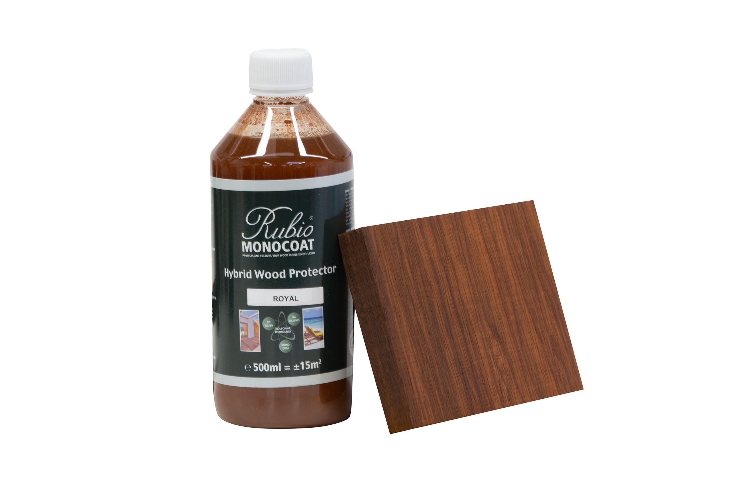 Monocoat hybrid wood protector royal 500 ml