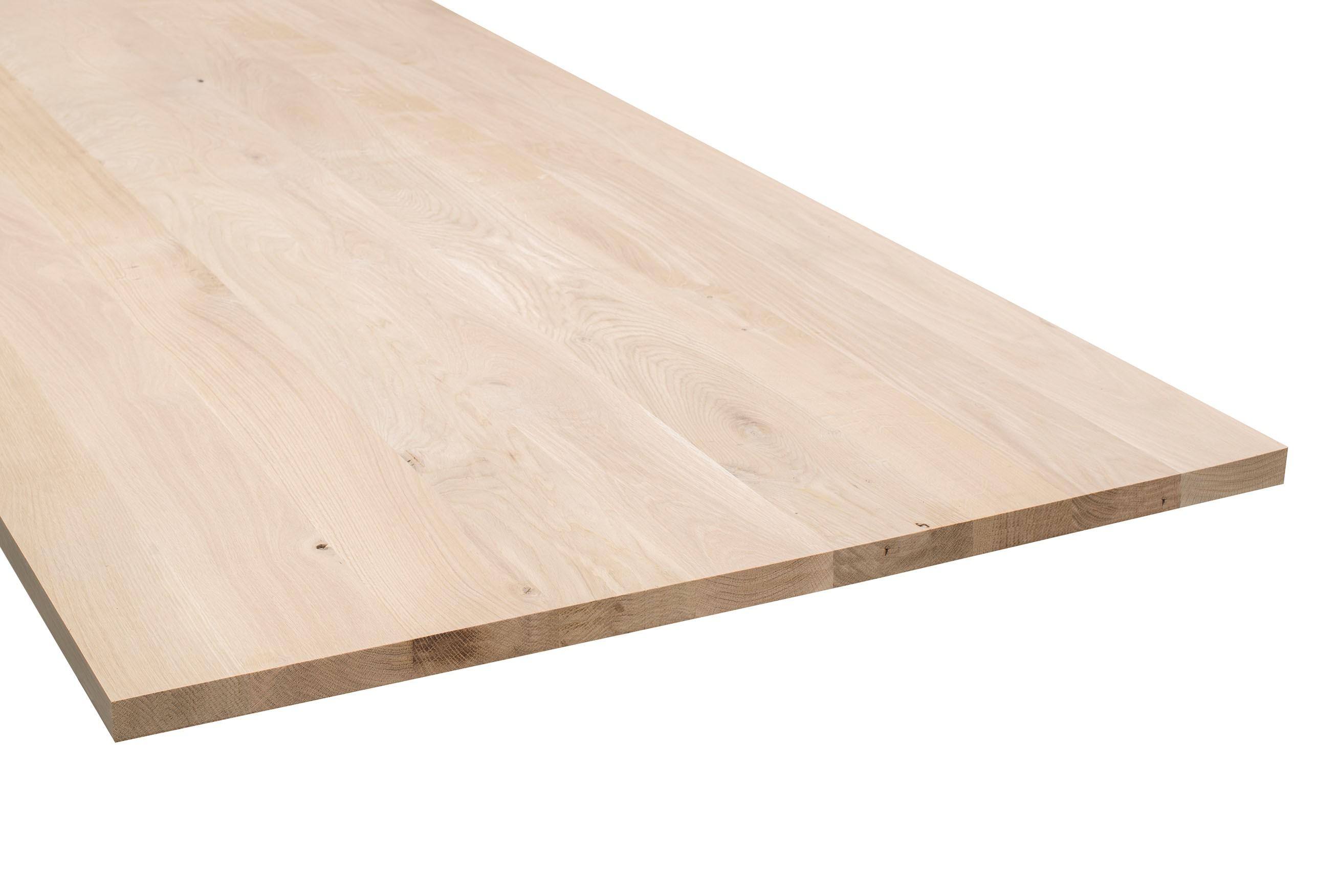 Eiken meubelpanelen  40x1000 mm