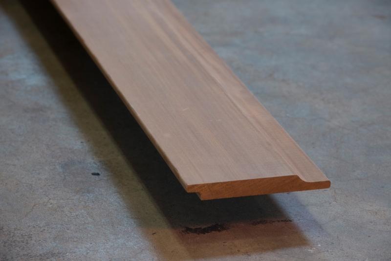 Western Red Cedar rabatdeel 18x127 mm