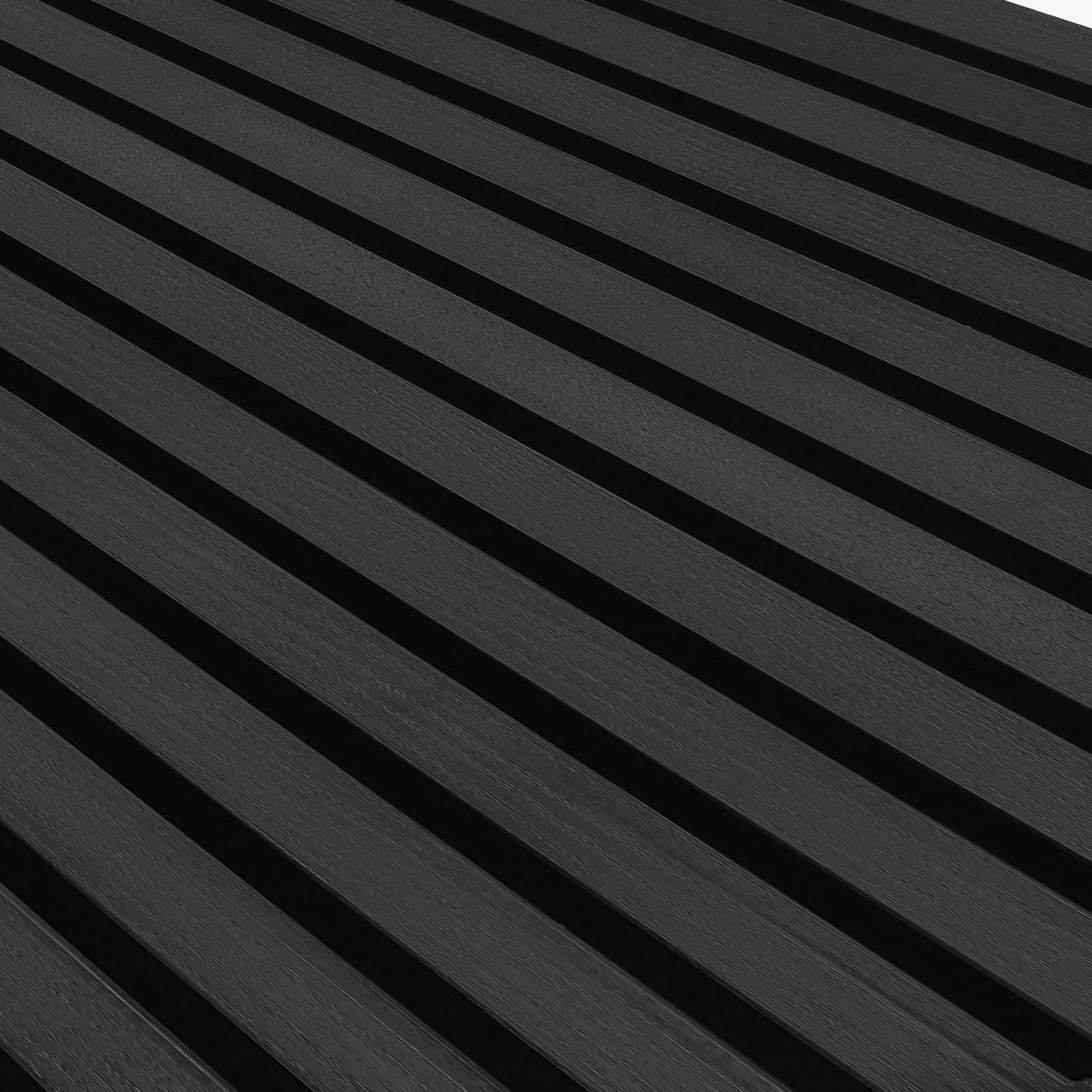 Akupanel Black Ash 600x2400 mm