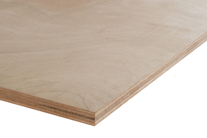 Okoumé blank Garant (10 jaar)  22x1220x2500 mm