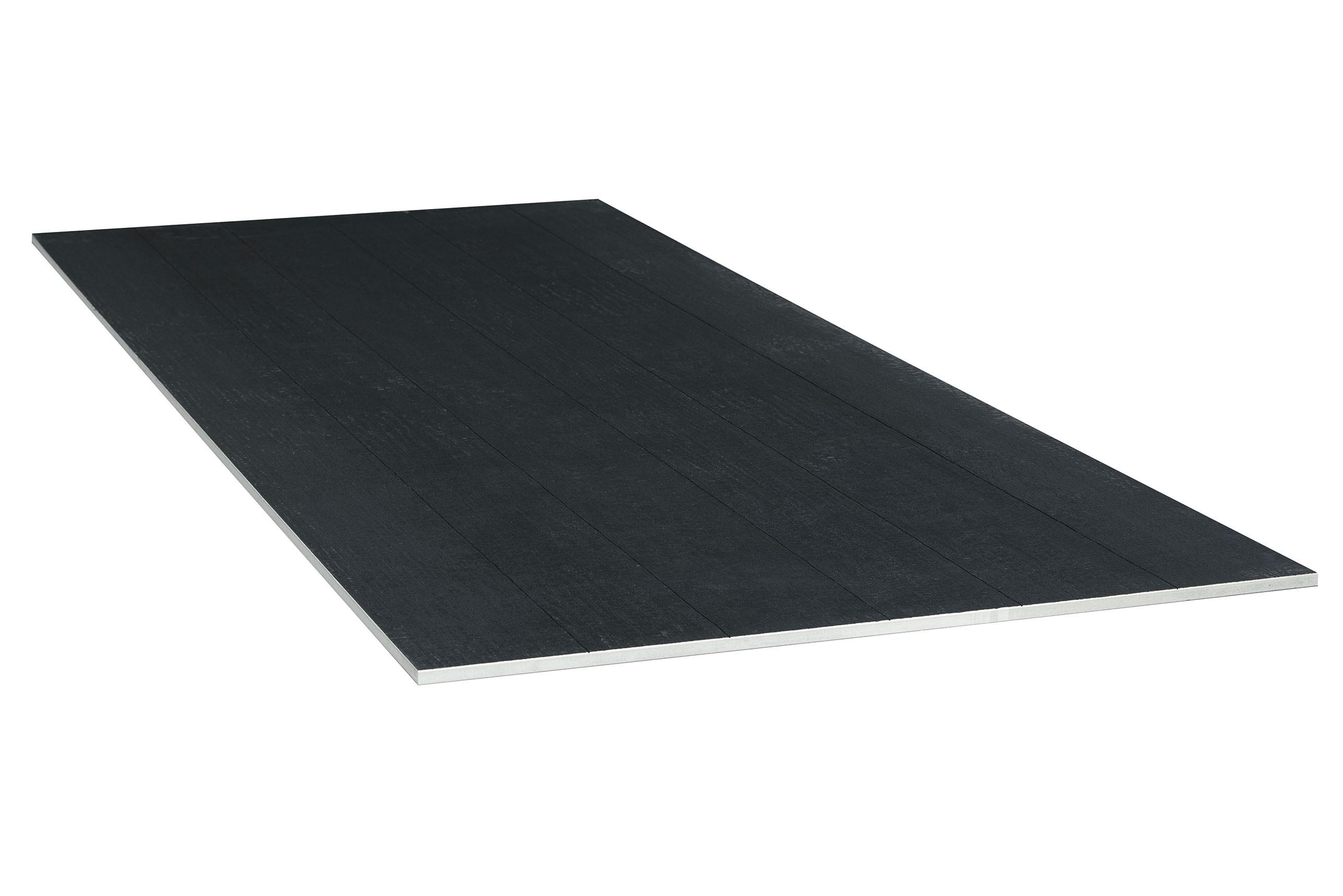 Eiken fineer 0,9 mm Carbon Black 3D    20x1210x3040 mm