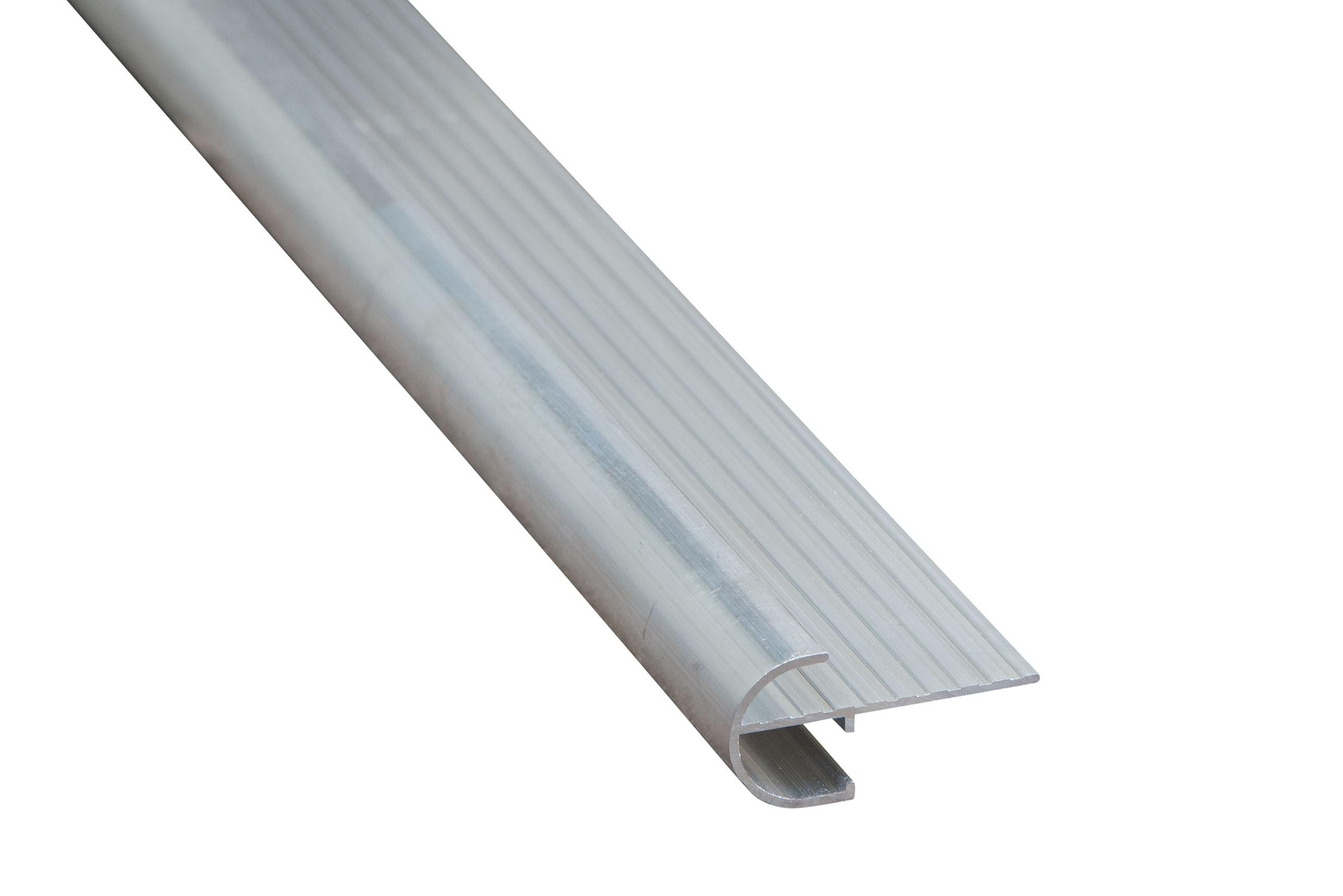 Aluminium kraaltrim  26 x 40 mm