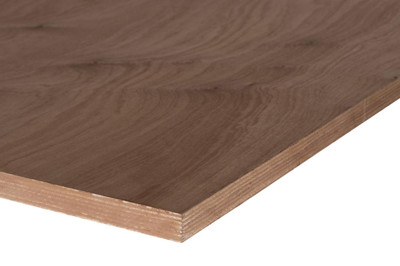 Greenplex hardhout blank 22x1220x2440 mm