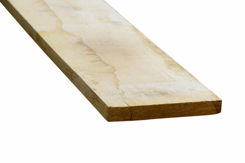 Eiken plank 27x250