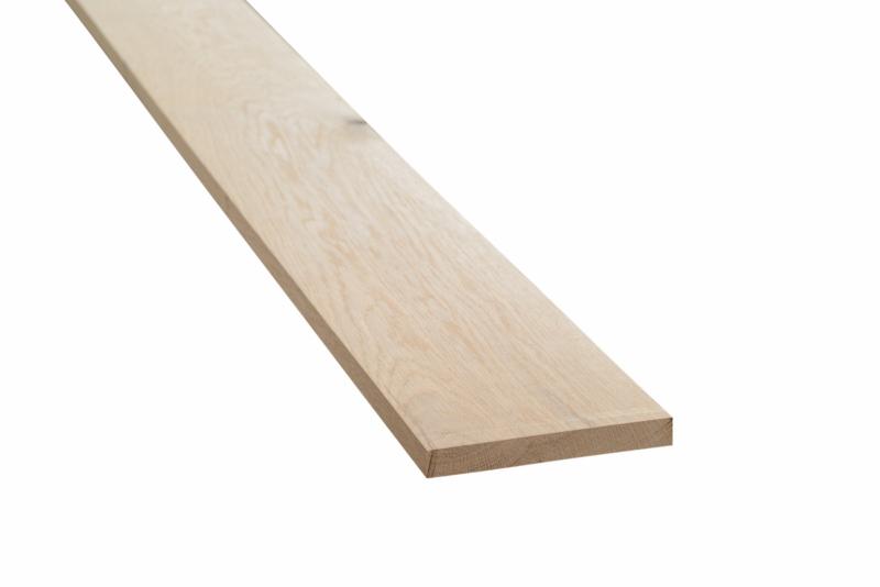 Eiken meubelhout geschaafd 20x110
