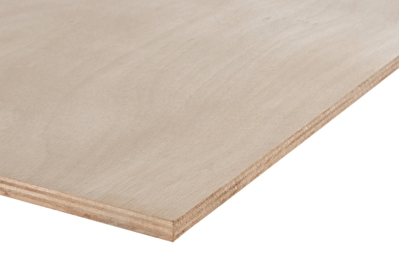 Okoumé blank Garant (10 jaar)  15x1220x2500 mm