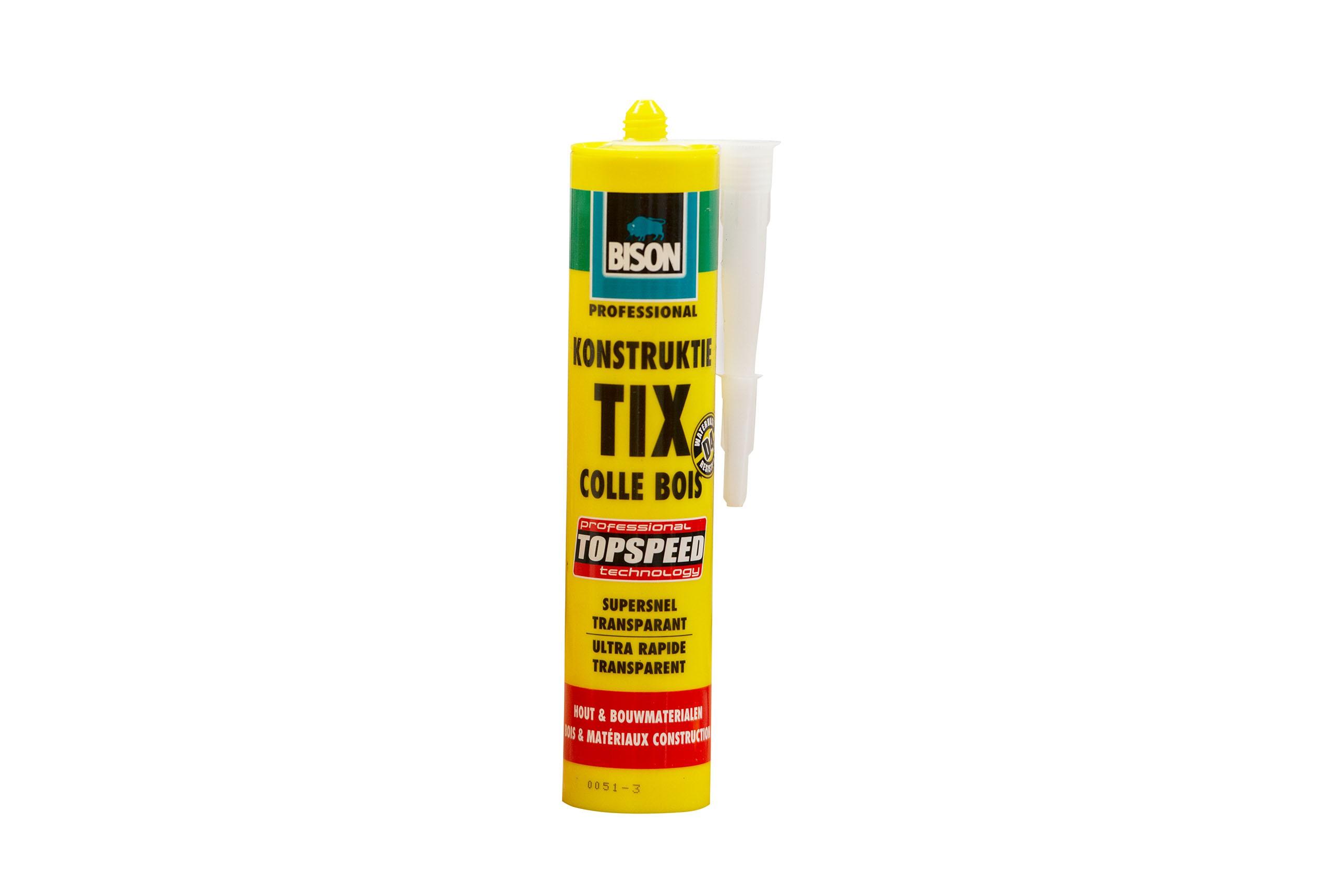 Bison  Konstruktie Tix Topspeed 325 g transp
