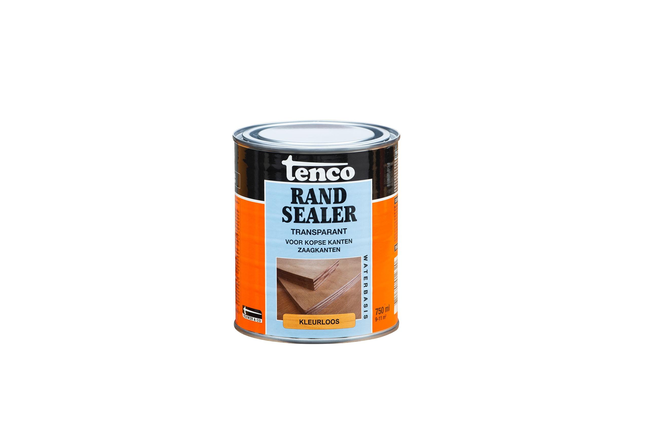 Tenco Randsealer kleurloos  0.75 liter